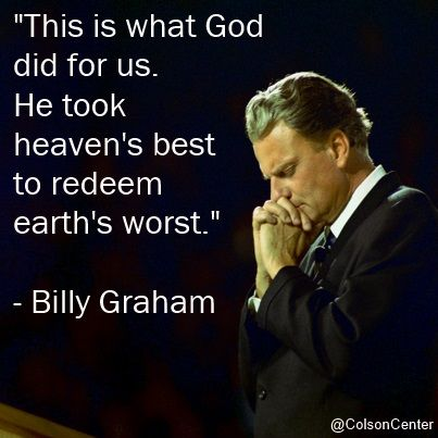 Happy 95th birthday to the Reverend Billy Graham. #billygraham