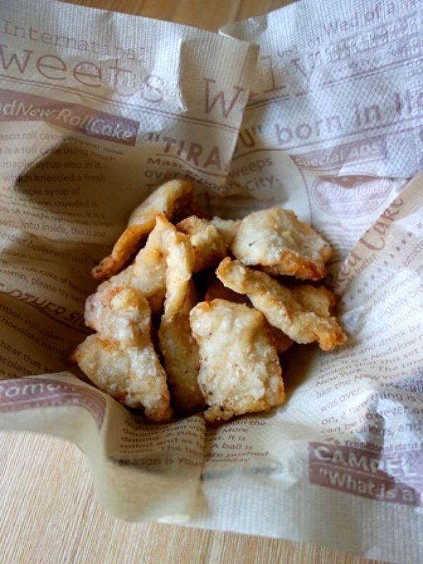 鶏むね肉のクリスピーチキンナゲット by Y's | レシピサイト「Nadia ...