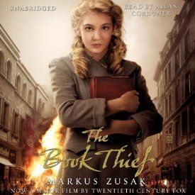 So this is happening: I just bought The Book Thief by Markus Zusak, narrated by Allan Corduner #AudibleApp.The Book Thief