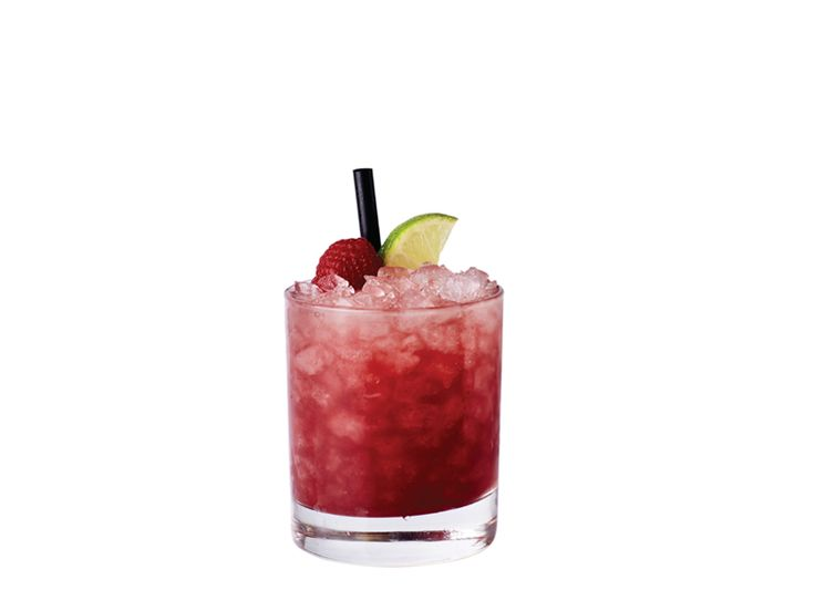 Alkoholfri drinks: Hindbærbrus