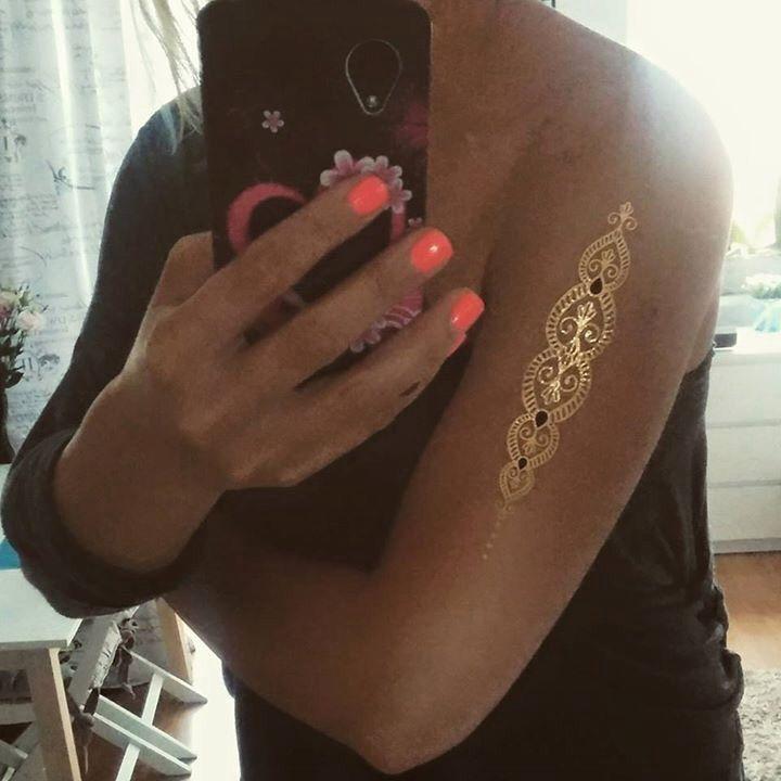 Summer tattoos;) #celebrity_tattoos