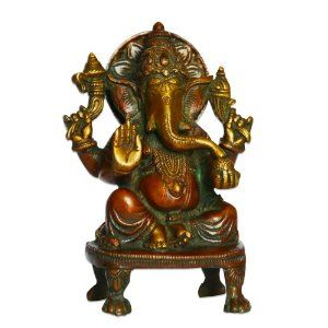 Hindu God statues and sculptures add to the well being of one's house and is also a great source of decoration. They are usually priced as per the material and craftsmanship. Some of the most popular god statues include goddess Lakshmi statue, Ram Statues, Vishnu statues, Lord Ganesha, Lord Shiva, Lord Buddha, Goddess Durga etc. Out of these Lord Ganesha's statue is one the most popular and common sculpture which could be found in almost all Hindu Homes.
