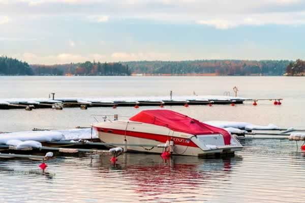 winterizing boat motors