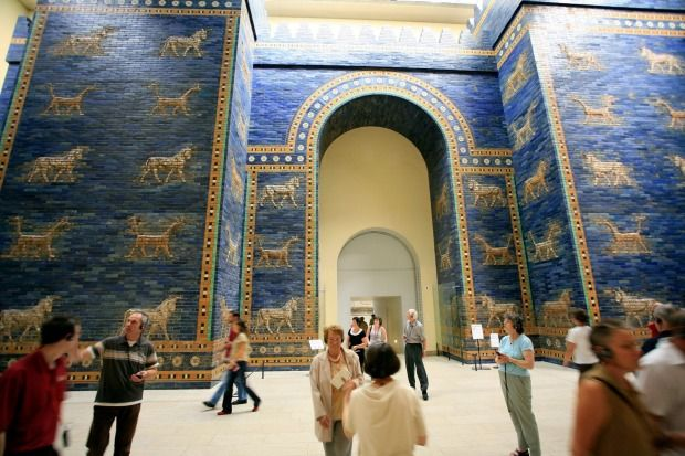 Pergamonmuseum, Museumsinsel.