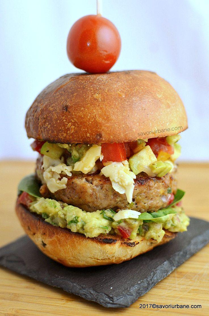 cel mai bun burger de curcan reteta cu imagini pas cu pas