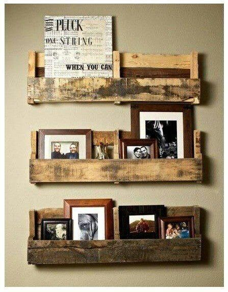 Shelfs (Pallets)