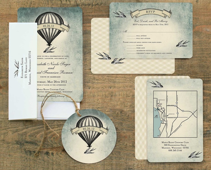 18 best art deco 1930s invites images on pinterest 1930s 100 vintage save the date cards or wedding invitations by gogosnap this stopboris Choice Image