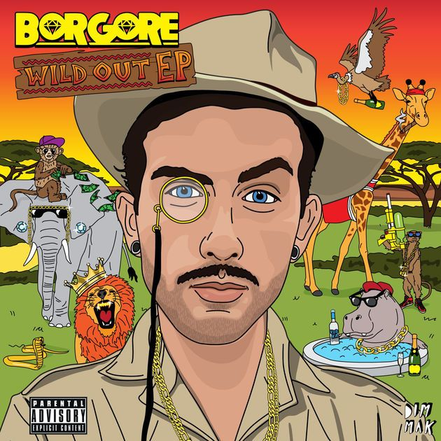 Borgore & דודו טסה - Wayak (Bonus Track) -  #iTunes #jwave @