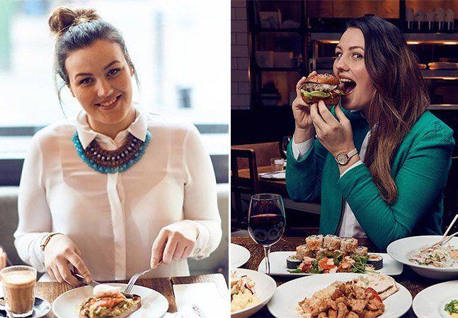 Após uma pesquisa onde mais de 70% dos britânicos declararam que acham que a dieta atrapalha a socialização e que lutam para encontrar o equilíbrio entre sair para jantar fora e não sair da dieta, o Weight Watchers (Vigilantes do Peso), resolveu provar que é possível sim ter vida social e permanecer saudável. Para isso, a jovem Sophie Hardy foi a escolhida, entre 500 candidatos, para jantar fora duas vezes por semana, sempre explorando os menus dos locais para encontrar opções saudáveis e…