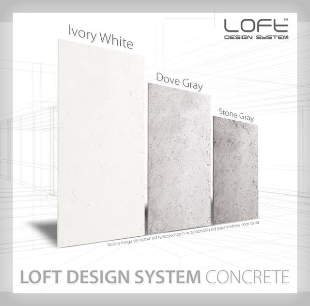 Loft Design Concrete