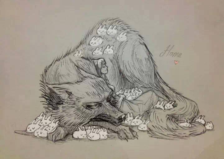 Los lobos no están hechos para cazar solos. Puede que no. Pero muchos lo hacen.  Robin Hobb