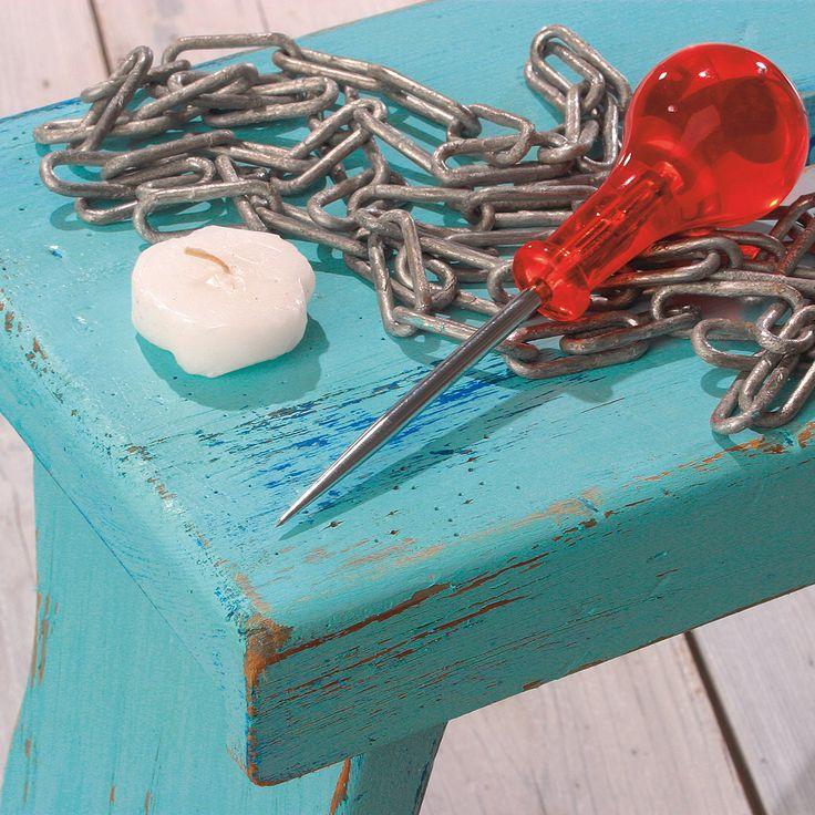 Gjør det selv: Møbler med vakker patina