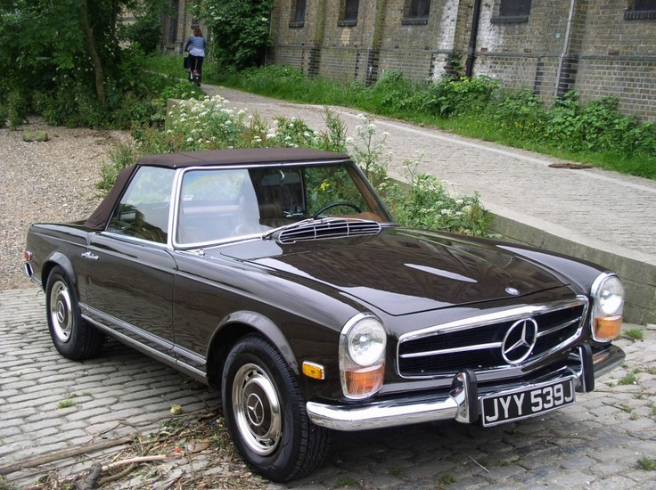 Mercedes Pagoda For Sale | Mercedes-benz 280 SL Pagoda Sports LHD For Sale, classic cars for sale ...
