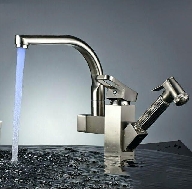 Brushed Brass Kitchen Faucet Lowes