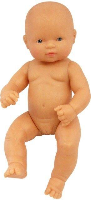Miniland Doll Caucasian Girl 32cm