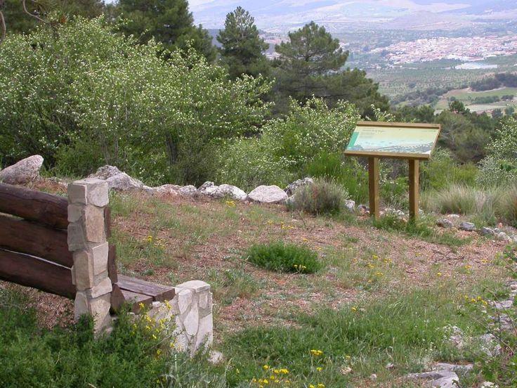 Jardín Botánico La Umbría De La Virgen , En María (almería). Información, fotos y precios. ReservaTuVisita.es