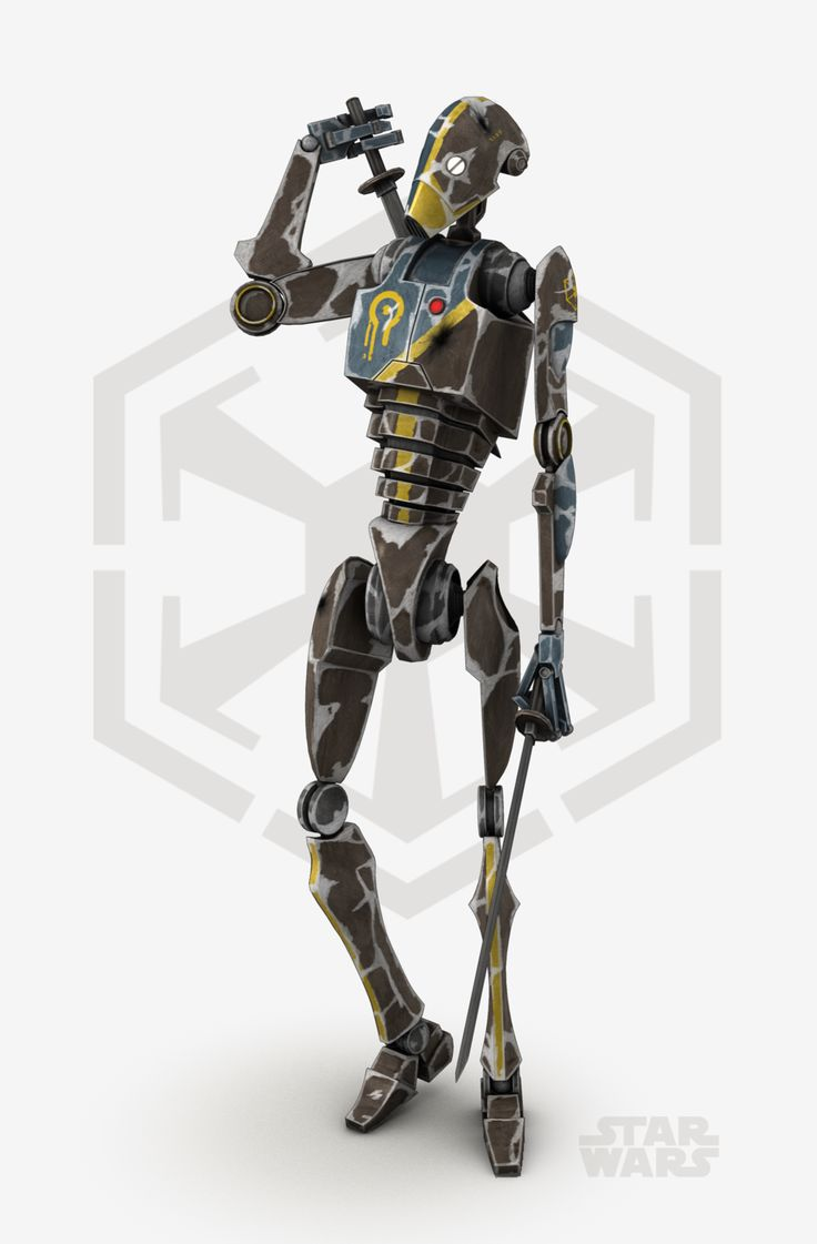 Star Wars - Droid Commando by cr8g on @DeviantArt #Droid #Commando