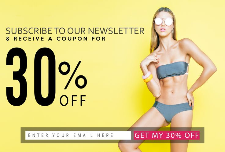 Suscribe to our newsletter! Get my 30% OFF We ship worldwide!!!