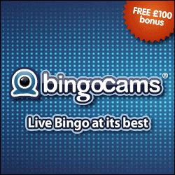 BingoCams Review - Enjoy a good range of slots and casino games, very easy to buy cards. Register today to get £5 free bingo no deposit required. http://www.onlinebingoz.com/reviews/bingo-cams/