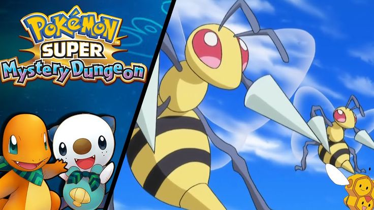Pokémon Super Mystery Dungeon #6 - Beedrill e as Combee [Boss]