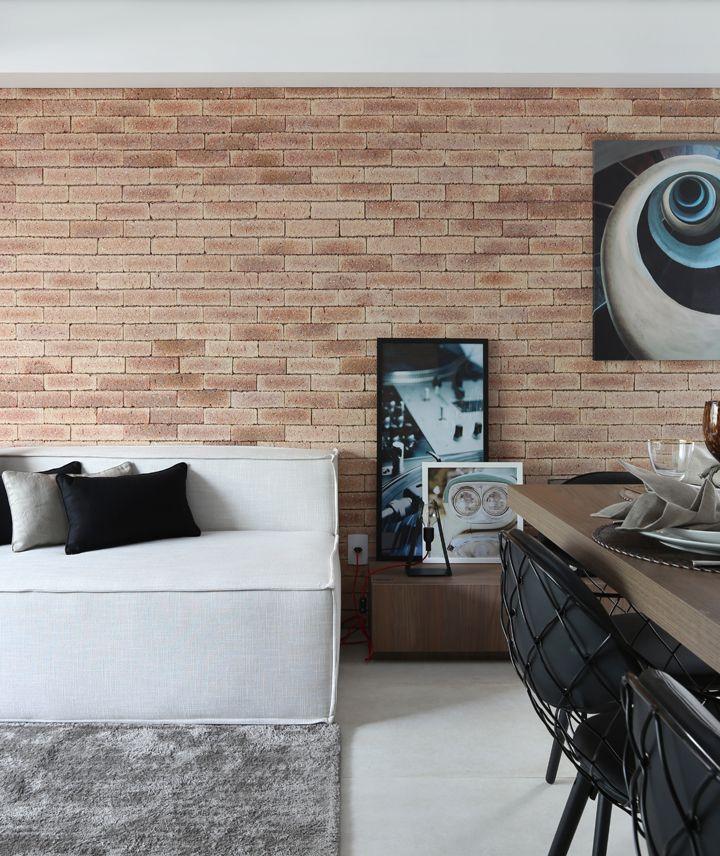 Des briques pour un air de loft - PLANETE DECO a homes world