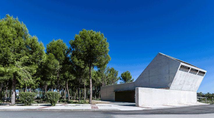 Galería - Tanatorio / Juan Carlos Salas - 1