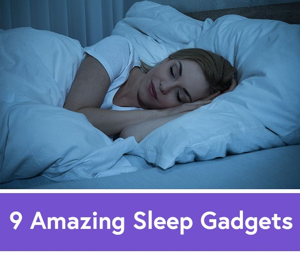 9 Cool New Gadgets to Sleep Better�Tonight