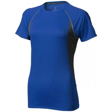 Quebec T-shirt met korte mouwen