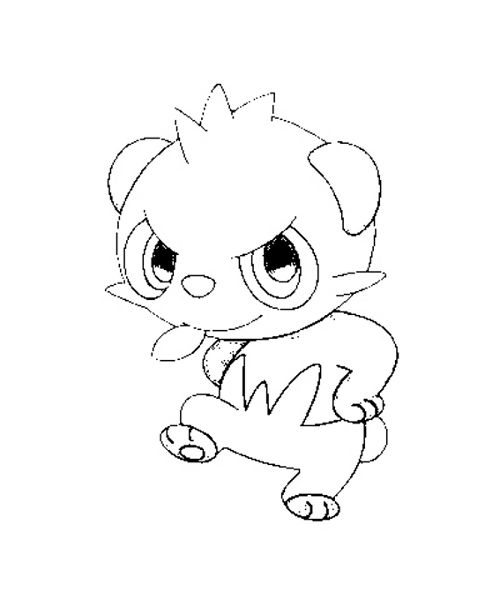 kinder kleurplaten pokemon