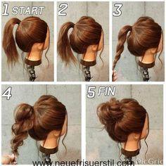 40 Wow-Frisur Ideen Für Frauen, Sind Einfach Und Doch Edel – Neue Friseur Stil – Lesley