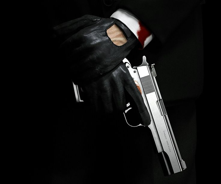 Hitman AbsolutionCRACK REVOLVER
