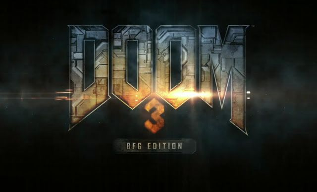 Omnibot-Retro gaming: Doom 3 BFG Edition