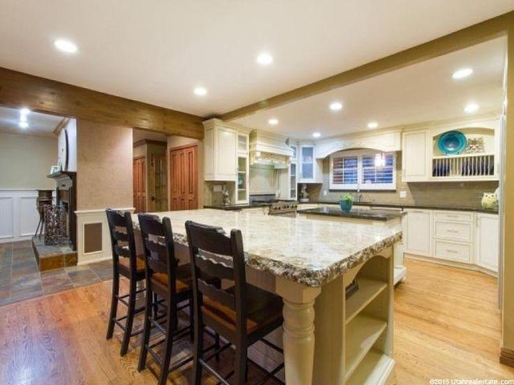 Sandy Home Home, Kitchen remodel, Oaks