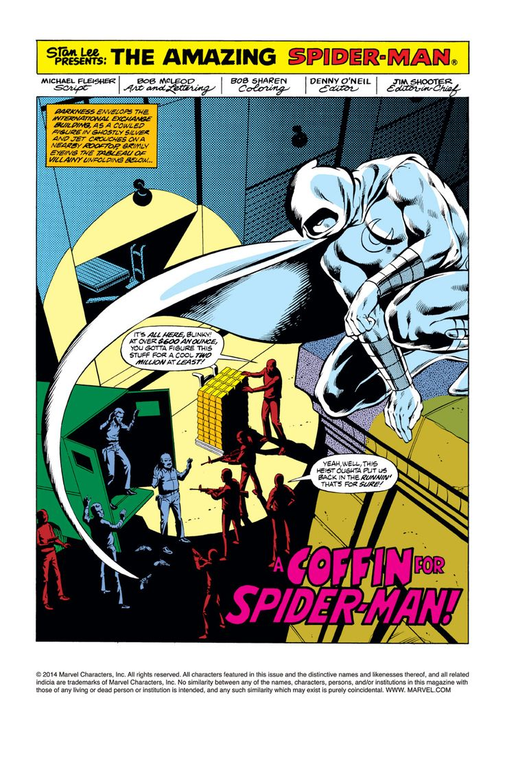 The Amazing Spider-Man (1963) Issue #220 - Read The Amazing Spider-Man (1963) Issue #220 comic online in high quality