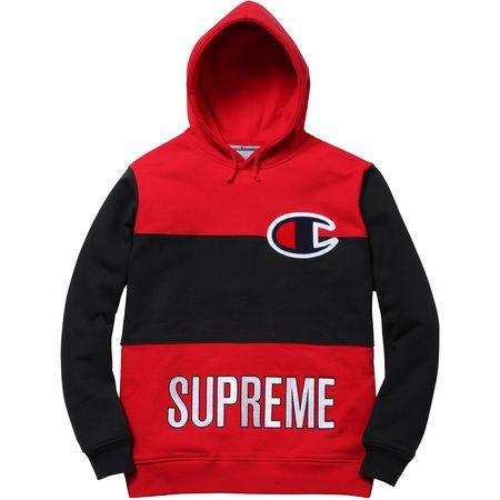 Supreme/Champion® Color Blocked Pullover