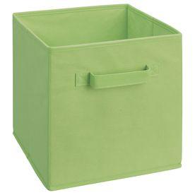 lowes- ClosetMaid Green Laminate Storage Drawer- $7