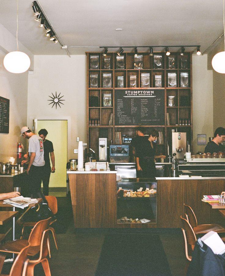 stumptown coffe / seattle, WA // photo by cara robbins