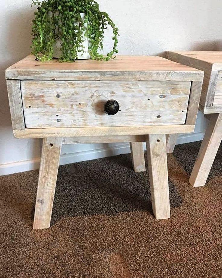 Pallet Furniture Decorations Plans With Simple Techniques - Home Pallet DIY