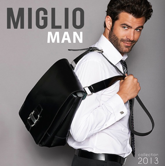 Our Miglio Man catalog is about bringing classic and modern pieces together to bring to provide a cutting edge collection that will stop anyone in their tracks!