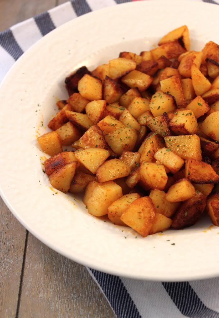 Barbecue aardappeltjes - Lekker en Simpel