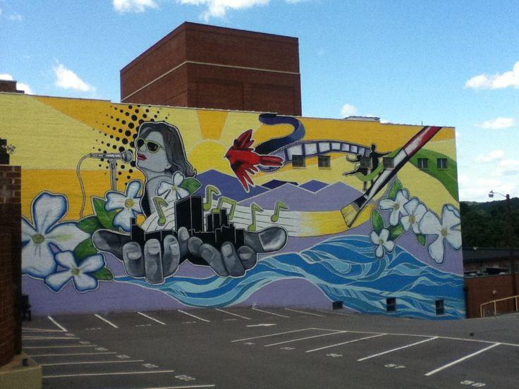 Building art in lynchburg, va