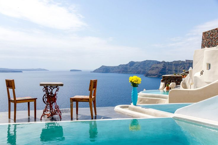 Andronis Boutique Hotel offers breathtaking views of Santorini from every suite or villa. Exclusive spa, restaurant and shopping therapy. Book with us for best rates