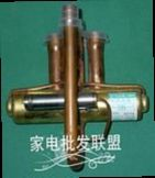 41.00$  Watch now - http://ali51w.worldwells.pw/go.php?t=1693206207 - Tcl air conditioner 2p 1.5p 2 1.5 four-way valve original 41.00$