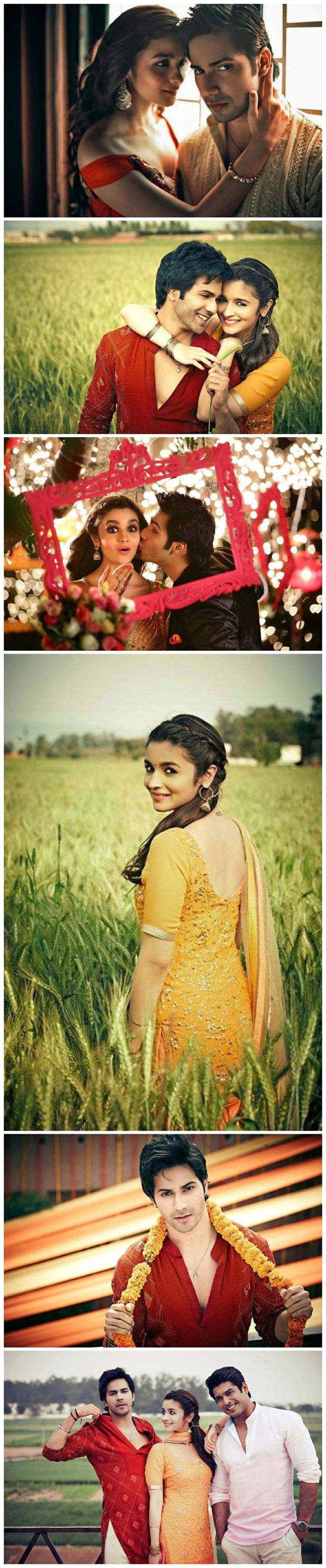 Exclusive images from Humpty Sharma Ki Dulhania.