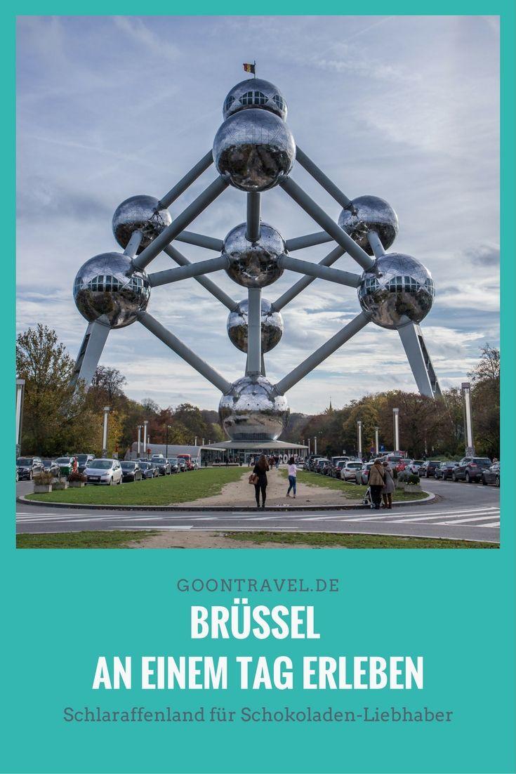 Brüssel Städtetripp für Schokoladenliebhaber, Galeries Royales St Hubert, Manneken Pis, Grand-Place, Aussicht auf Brüssel, Atomium von Brüssel, Basilika von Koekelberg
