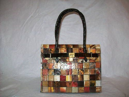 """The """"Purse""""onal is Political Birkin Inspired Bag - DIY Crafty Projects"""