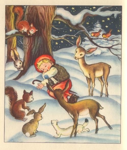 The Christmas Shepherd / Maria Pia Franzoni