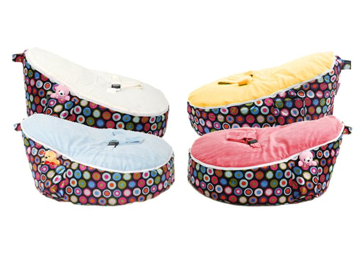 Newborn Collection Mini Beanz® brings you a range of comfortable and stylish seating options for all your children of all ages. The Mini Beanz® Bean Bag Collections are exclusively designed to be used from birth through all ages, with each collection offering different styles of Bean Bags.