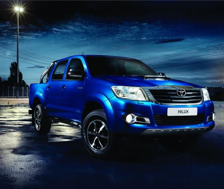 Toyota Hilux Euro 5 3.0 Diesel Engine from £249 per month - Farm Machinery