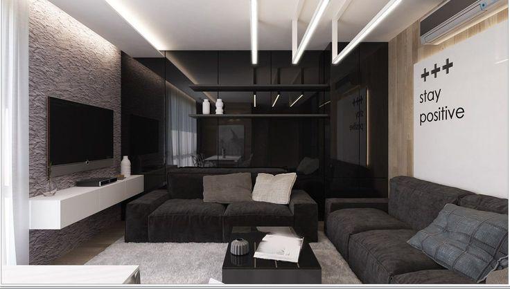 See more @ http://diningandlivingroom.com/black-living-room-ideas-enhance-home-decor/